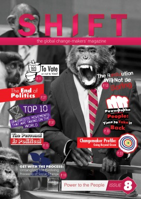 Issue 8: Power to the People (the politics issue)